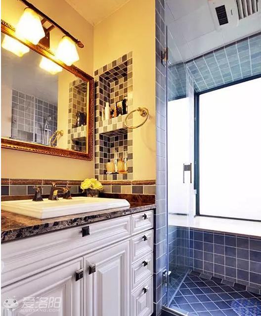 25个卫生间干湿分区设计,让卫浴保持干燥卫生