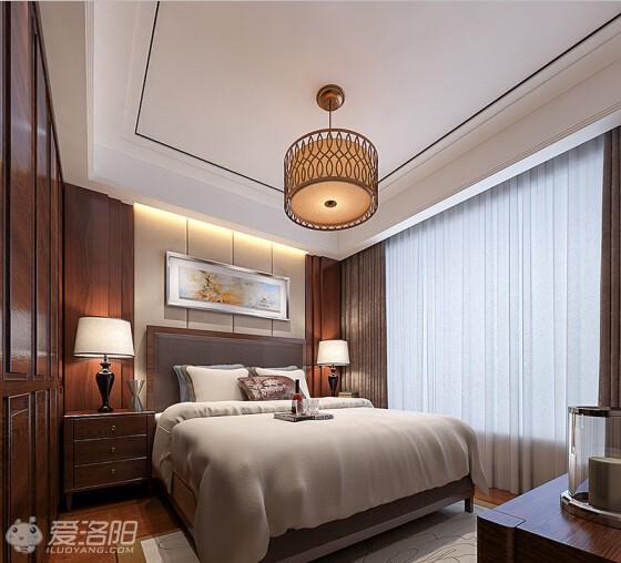 150平方新中式现代简约风格装修效果图