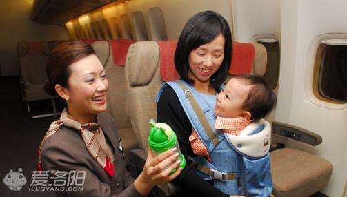 多大的宝宝可以坐飞机?婴儿怎么?