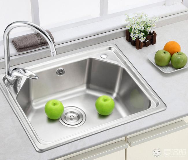 水槽安装---选择台下盆