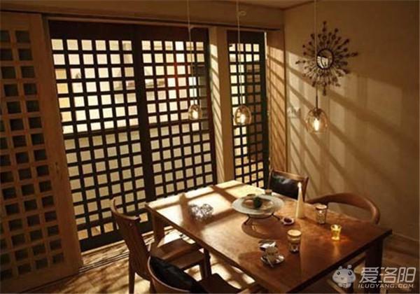 藏式客厅装修设计图展示