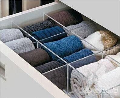 超实用的衣柜内部结构设计