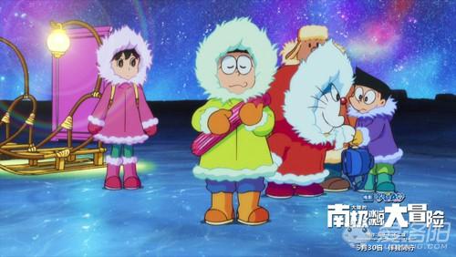 哆啦A梦 大雄的南极冰冰凉大冒险1080P 百度云资源 娱乐八卦 爱洛阳网图片
