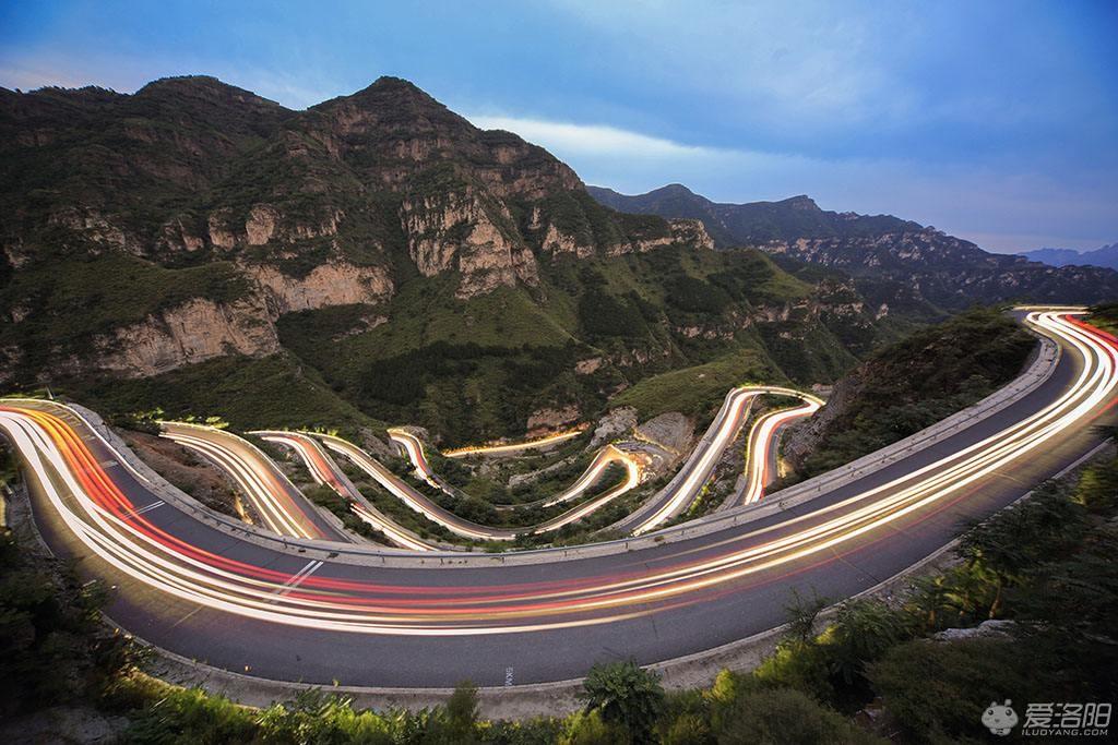 中国最弯的10条公路!老司机都hold不住!